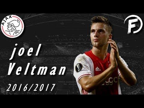 Joel Veltman - Defensive Skills, Tackles, Goals, Assists - Ajax Amsterdam | 2016/17