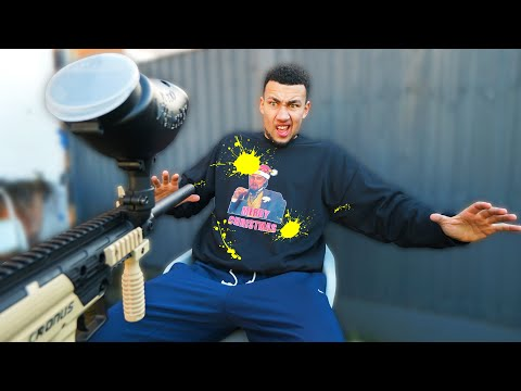 Don't Get The Answer Wrong! (PAINTBALL FORFEIT)