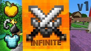 One of Fin's most viewed videos: InFinite 16x PvP Texture Pack - Official Release & Download!