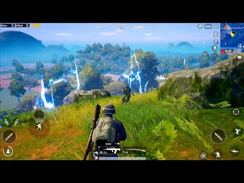 PUBG MOBILE Android Gameplay SANHOK SOLO #1