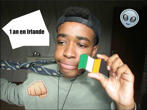 Ma rentrée en Irlande !!/1 an/ étudiant d'échange WEP | JFKChannel