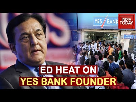 ED Grills Yes Bank Founder Rana Kapoor, Raids Continues At H