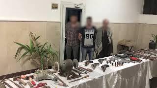 ضبط 3 أشخاص بعين شمس لتورطهم في إدارة ورشة لتصنيع الأسلحة