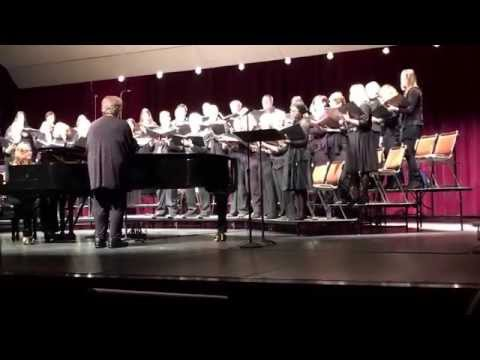 Choir Concert Song #4 Transylvania Mania from Young Frankenstein