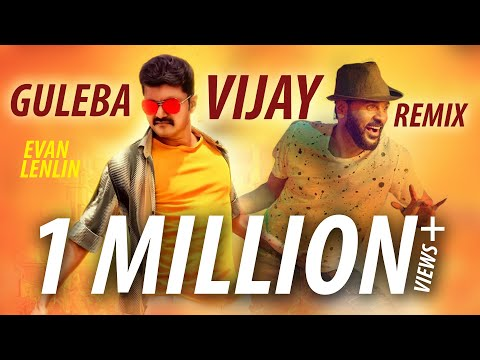 GULEBA ft. Thalapathi VIJAY | Gulaebaghavali | #Thalapathi62 | 1 Million Views
