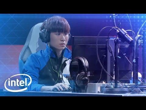 Intel Extreme Masters visits PyeongChang 2018   Intel