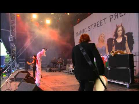 Manic Street Preachers - If you tolerate this... [Glastonbury 2007]