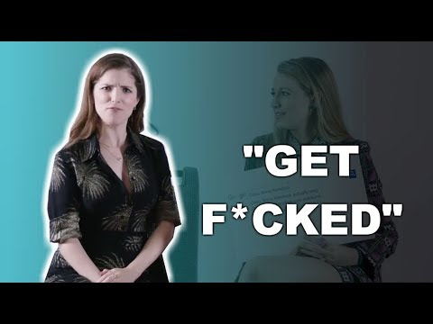 Anna Kendrick funny moments Part 2