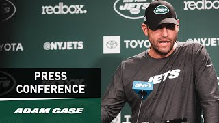 Adam Gase Postgame Press Conference | New York Jets vs. New England Patriots (10/21) | NFL