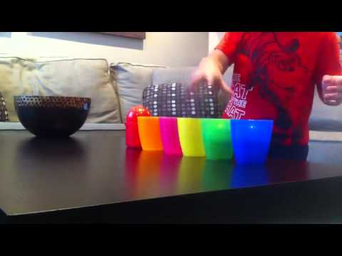 Learning Colors by Matching, Video for Babies, Toddlers & Preschoolers.  The REMAKE.