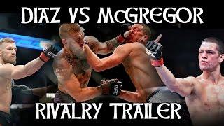 Nate Diaz vs Conor McGregor UFC 202 Promo - Rivalry Trailer