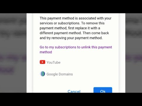 How to remove Credit Card from Google Domain without G-Suite