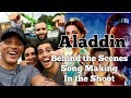 Disney's Aladdin L Complete Behind The Scenes, Song Making, Naomi Scott And Mena Massoud Shooting