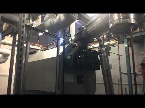 Millwood High School Boiler System