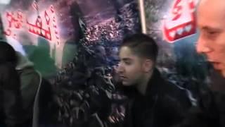 الفنان عبد اللطيف الحلو وعازف الدرمز احمد دمج وصلو دبكة من حفلات 2013