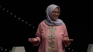 Life As A Battlefield: Transforming Pain Into Power | Natasha Aisha | TEDxYouth@AnnArbor