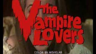 The Vampire Lovers trailer (1970)