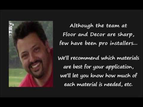Floor And Decor Kennesaw Ga 678 973 1943 Installer Review