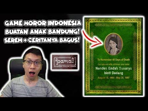 Game Horor Indonesia Buatan Anak Bandung! Serem & Seru BANGET Ceritanya! - Pamali DEMO