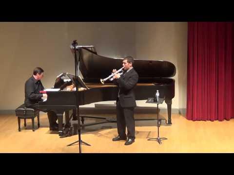 Jean Hubeau - Trumpet Sonata