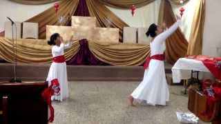 Danza Alabanzas al Rey Ministerio Danzare para Jehova