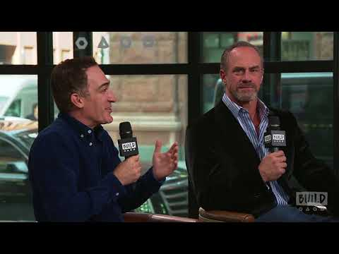 Christopher Meloni & Patrick Fischler On The SyFy Series,