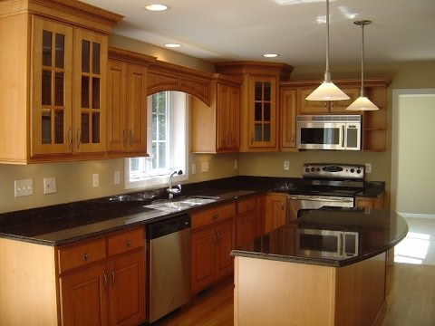Modern Kitchen Design Ideas For Small Kitchens YouTube