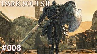 DARK SOULS 2 | #008 - Der Verfolger (Bosskampf) | Let's Play Dark Souls (Deutsch/German)