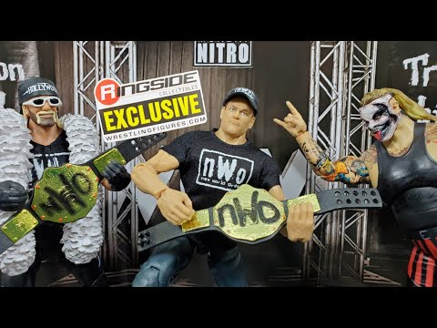 WWE RINGSIDE EXCLUSIVE JOHN CENA ACTION FIGURE UNBOXING REVIEW