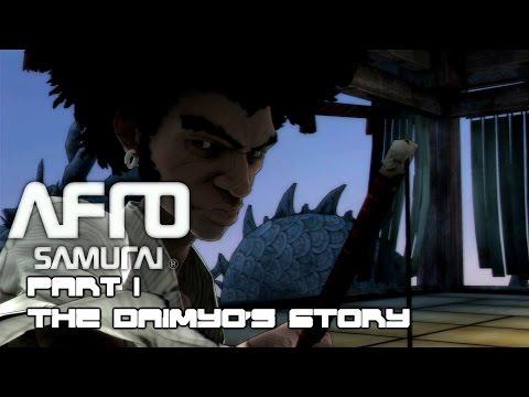 Afro Samurai | Part 1: Prelude & The Daimyo