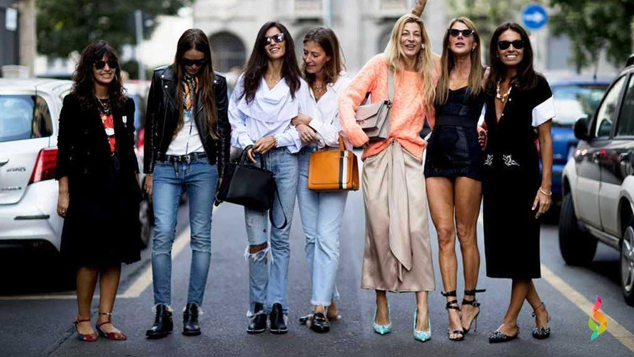 Уличная мода Милана весна-лето 2018 ? Фото с недели моды, стильные женские луки, модные образы