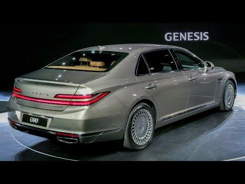 2020 GENESIS G90 NEW LOOKS, TECH & INTERIOR