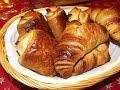 شهيوات ام وليد : كرواصون و بان شوكو - Recette Croissant / Pain au chocolat