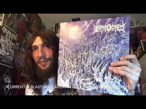 Vital Vinyl Vlog:Best Of 2017-Black Metal Albums