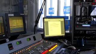 Mini tour of studio