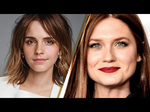 Emma Watson & Bonnie Wright Have a SURPRISE 'Harry Potter' Reunion!