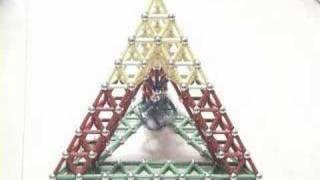 ジオマグ(GEOMAG)で正六面体を回転