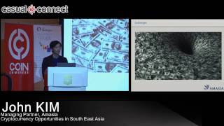 Cryptocurrency Opportunities in Southeast Asia   John KIM