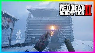 What Happens If You Return To Micah's Hideout On Mount Hagen After Beating Red Dead Redemption 2? thumbnail