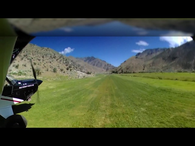 12ID - Flying B Ranch downstream departure
