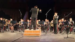 Образцово-показательный оркестр Генштаба военных сил Монголии  - Журавли