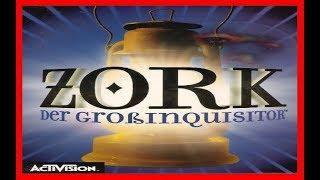 """Zork - Der Großinquisitor 1997 PC (Zork - Grand Inquisitor) """"Deutsch/German"""""""