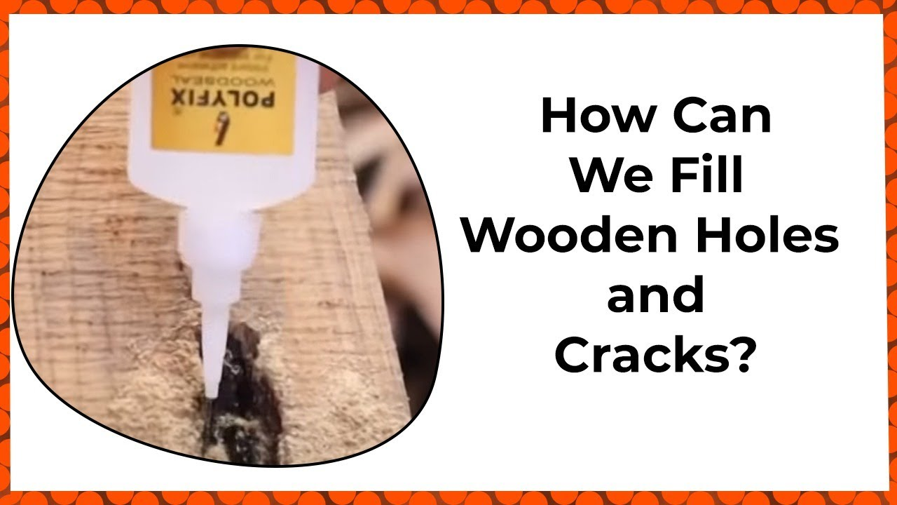 wood crack filler india