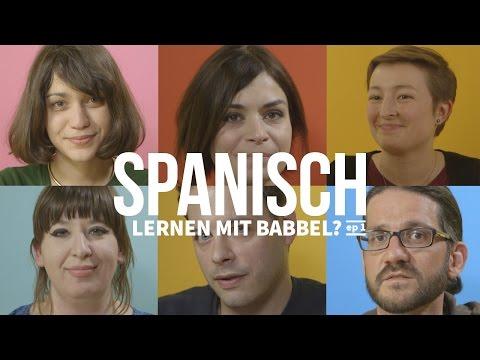 Können Wir Mit Babbel Spanisch Lernen? | Teil 1