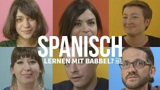 Können wir mit Babbel Spanisch lernen? | Teil 1 screenshot 1