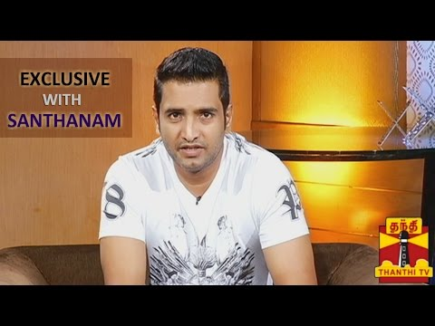 Exclusive with Santhanam about 'Inimey...