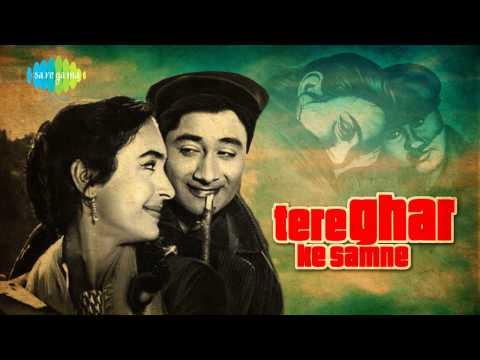 Dekho Rootha Na Karo - Mohammed Rafi - Lata Mangeshkar - Tere Ghar Ke Samne [1963]