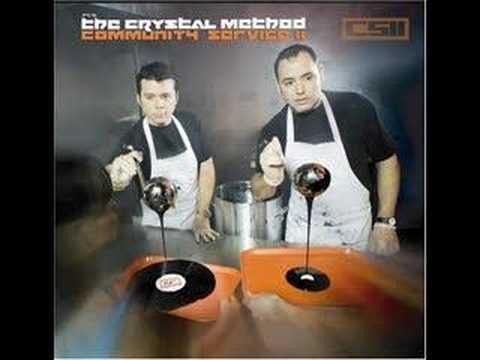 The Crystal Method - Community Service II full album