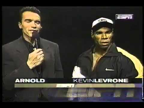 1996 ARNOLD CLASSIC Kevin Levrone, Flex Wheeler, Paul Dillett, Vince Taylor, Shawn Ray