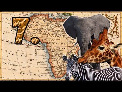 Zoo Tycoon 2 - Global project -[7. AFRICA] - Elephant, Zebra, Giraffe